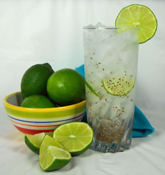 Chia Fresca Drink Photo