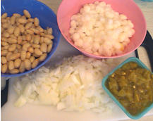 White Chili Ingredient Example Picture