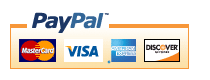Paypal Takes All Credit Cards Securely