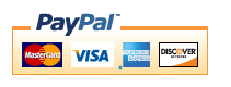 Paypal Securely Accepts Credit Cards